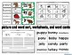 Long e (-y) story, wall sign, word sort, and puzzle match