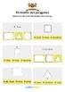 Longueurs, périmètres, aires - Périmètre des polygones -CM1-6e