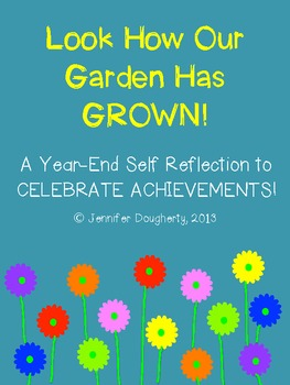 Look How Our Garden Has Grown! Year-End Reflection About S