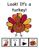 Look! It's Thanksgiving! Adapted Book (Autism, Adapted Boo