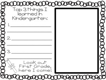 {FREEBIE} Look Out First Grade!-Graduation Themed Bulletin