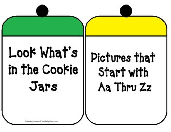 Look What's in the Cookie Jars