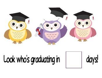 Look Who's Graduating Sign & Certificate Diploma Kindergar