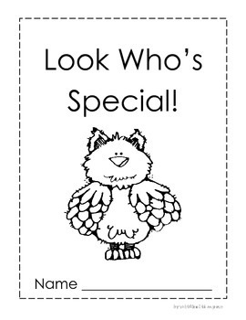Look Who's Special!