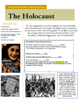 Looking Back At The Holocaust