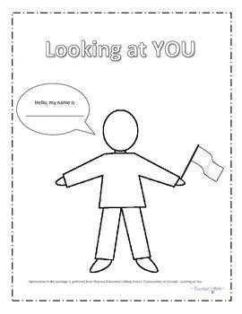 Looking at You - Gr 2 Ukrainian, Inuit, Acadians (Saskatoo