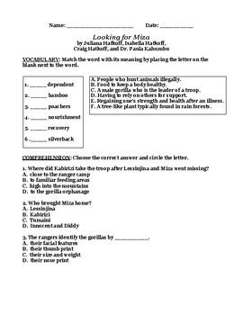 Looking for Miza CCG