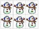 Sight Word Game: Loopy Loop-Winter Edition