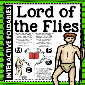 Lord of the Flies: Reading and Writing Interactive Noteboo