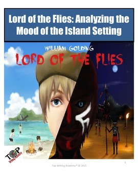 Lord of the Flies Mood of the Island Setting (Connotation