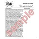 """Lord of the Flies Close Reading Exercise Ch 3 """"Jack the Hunter"""""""
