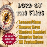 Lord of the Flies Unit (No prep required)