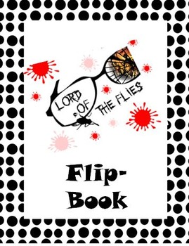 Lord of the Flies: Interactive Layered Flipbook