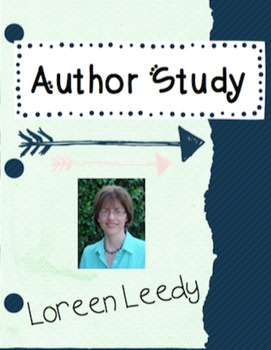 Loreen Leedy author Study