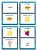 Los Alimentos- Yo tengo/¿Quién tiene…? Card Game- Spanish