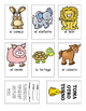 Los Animales - Card Game