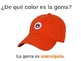 Los Colores Colors in Spanish