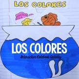 Los Colores - Interactive Notebook