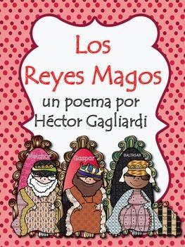Los Reyes Magos - Poema