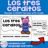 Los Tres Cerditos ~ Simplified Three Little Pigs Spanish r