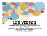 Los Verbos-Conjugating Verbs (present tense)