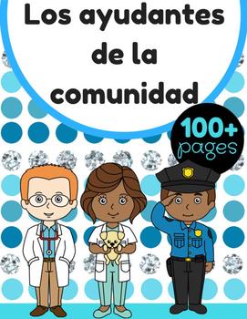 Los ayudantes de la comunidad (Community Helpers in Spanish)