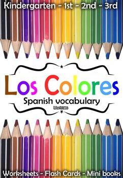 Colors. No prep. worksheets