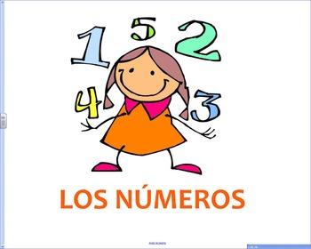 Actividades numéricas