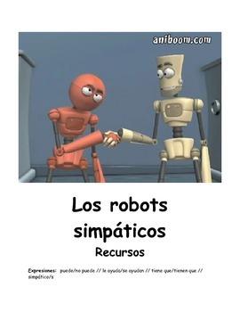 Lección: Los robots simpáticos