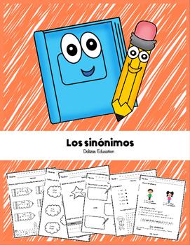 Los sinónimos   Synonyms in spanish