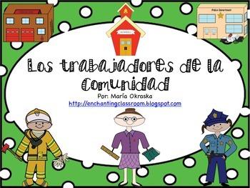 Los trabajadores de la comunidad