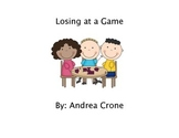 Social Story - Losing at a Game