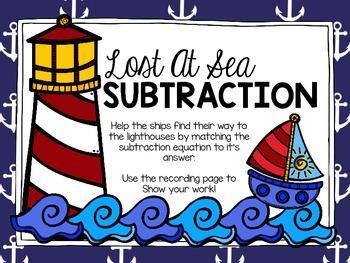 Lost At Sea SUBTRACTION