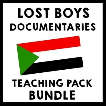 Lost Boys of Sudan & God Grew Tired Of Us Documentary Teac