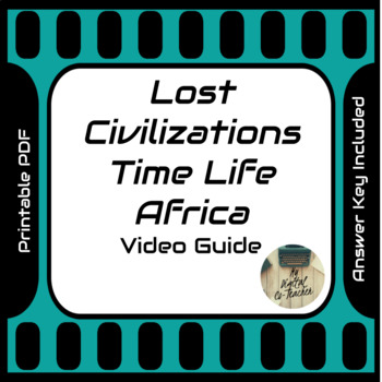 Lost Civilizations Time Life Africa Movie Video Guide (2004)