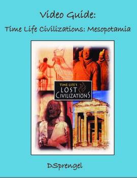 Lost Civilizations Time Life Mesopotamia Movie Video Guide (2004)