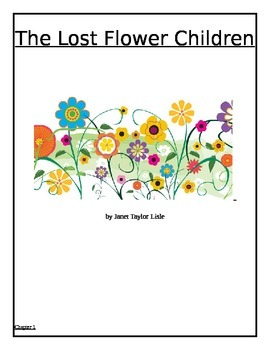 Lost Flower Children comprehension and extension questions