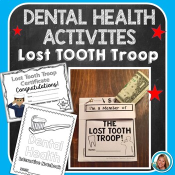 Tooth Fairy Craft - Lost Tooth Troop - Craft, Certificates