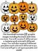 Lots-of-dots- Little Pumpkin Patch- Clip Art