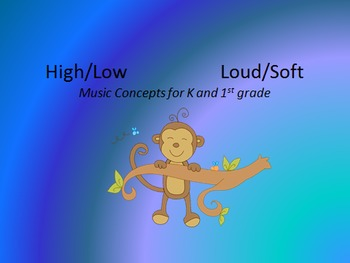 High/low Interactive Music