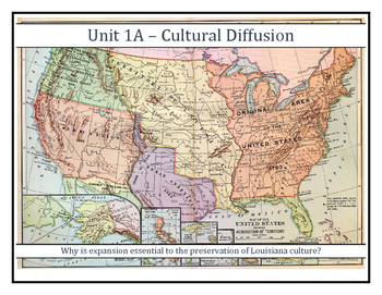 Louisiana History - Cultural Preservation