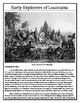 Louisiana History - French Colonial Period DBQ Bundle