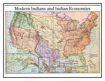 Louisiana History - Modern Indians and Indian Economies