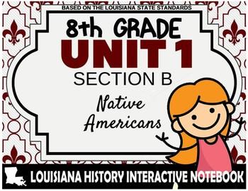 Louisiana History - Native Americans DBQ Bundle