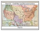 Louisiana History - Unit 3C - Civil War Part A