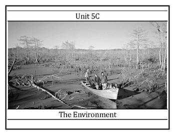 Louisiana History - Unit 5C - The Environment