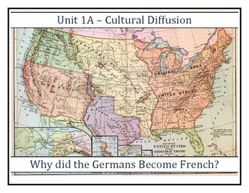 Louisiana History - Why did the Germans become French