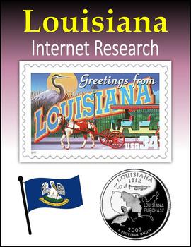 Louisiana (Internet Research)