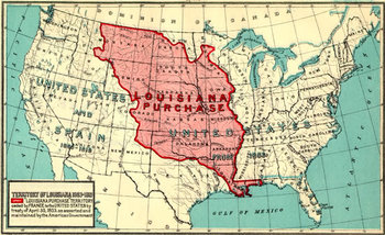 Louisiana Purchase, Song and Lesson Packet, by History Tunes