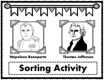 Louisiana Purchase Thomas Jefferson and Napoleon Bonaparte